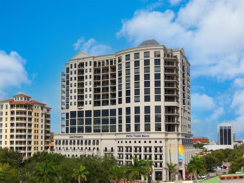 50 CENTRAL AVENUE #12G, Sarasota, FL 34236 - #: A4497067