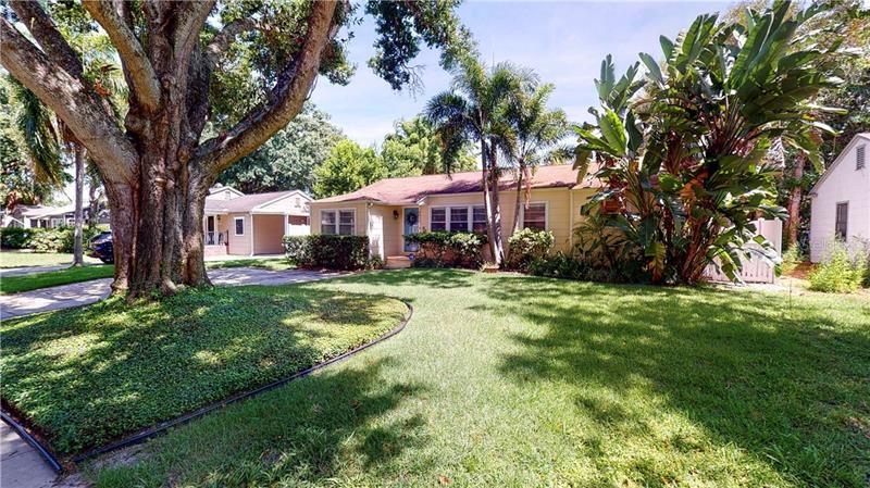 3611 W ROLAND STREET, Tampa, FL 33609 - MLS#: T3252067