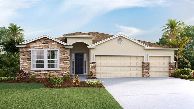 1367 BERING ROAD, Wesley Chapel, FL 33543 - MLS#: T3282068