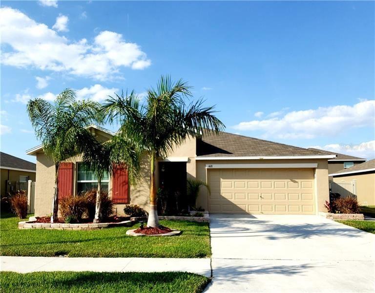 468 SERENITY MILL LOOP, Ruskin, FL 33570 - MLS#: A4463069