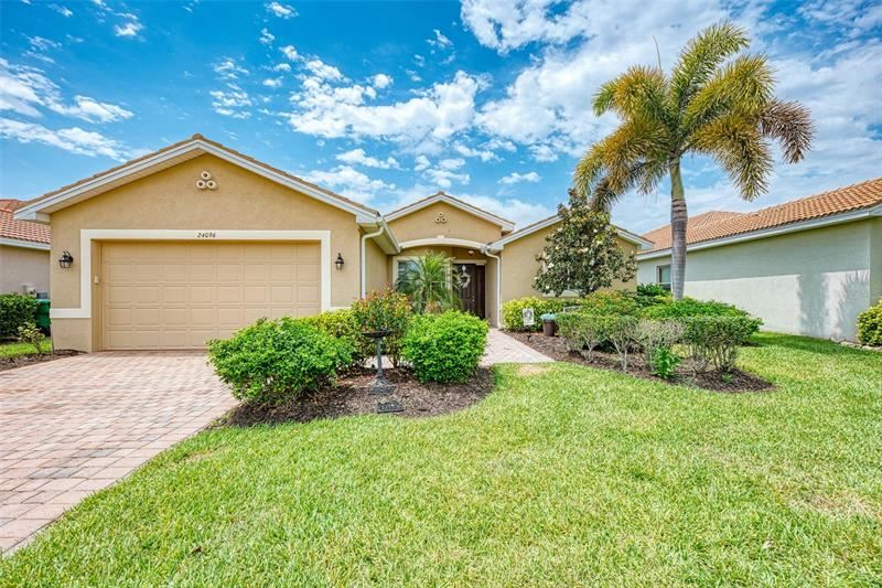 Photo of 24096 RIVERFRONT DRIVE, PORT CHARLOTTE, FL 33980 (MLS # D6118069)