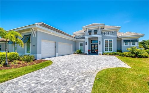 Photo of 16617 KENDLESHIRE TERRACE, BRADENTON, FL 34202 (MLS # A4468070)
