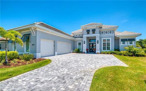 Photo of 16617 KENDLESHIRE TERRACE, BRADENTON, FL 34202 (MLS # A4468070)