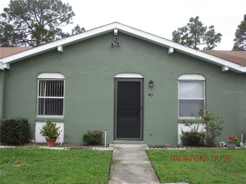 Photo of 47 W LAS PALMAS WAY, KISSIMMEE, FL 34743 (MLS # S5035070)