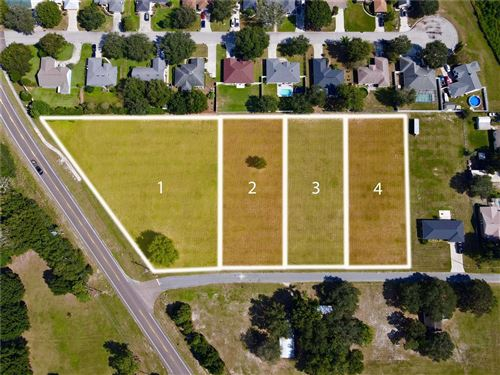 Photo of 0 CIRCLE FOUR DRIVE, HAINES CITY, FL 33844 (MLS # L4926071)