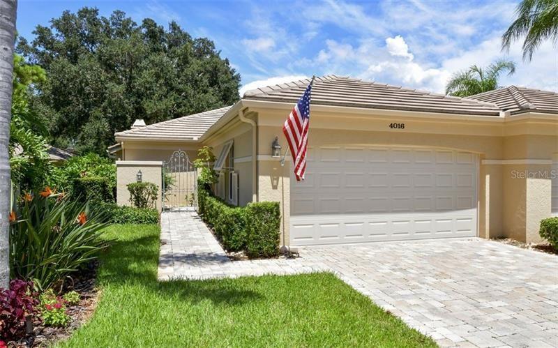 4016 OAKLEY GREENE #40, Sarasota, FL 34235 - #: A4476071