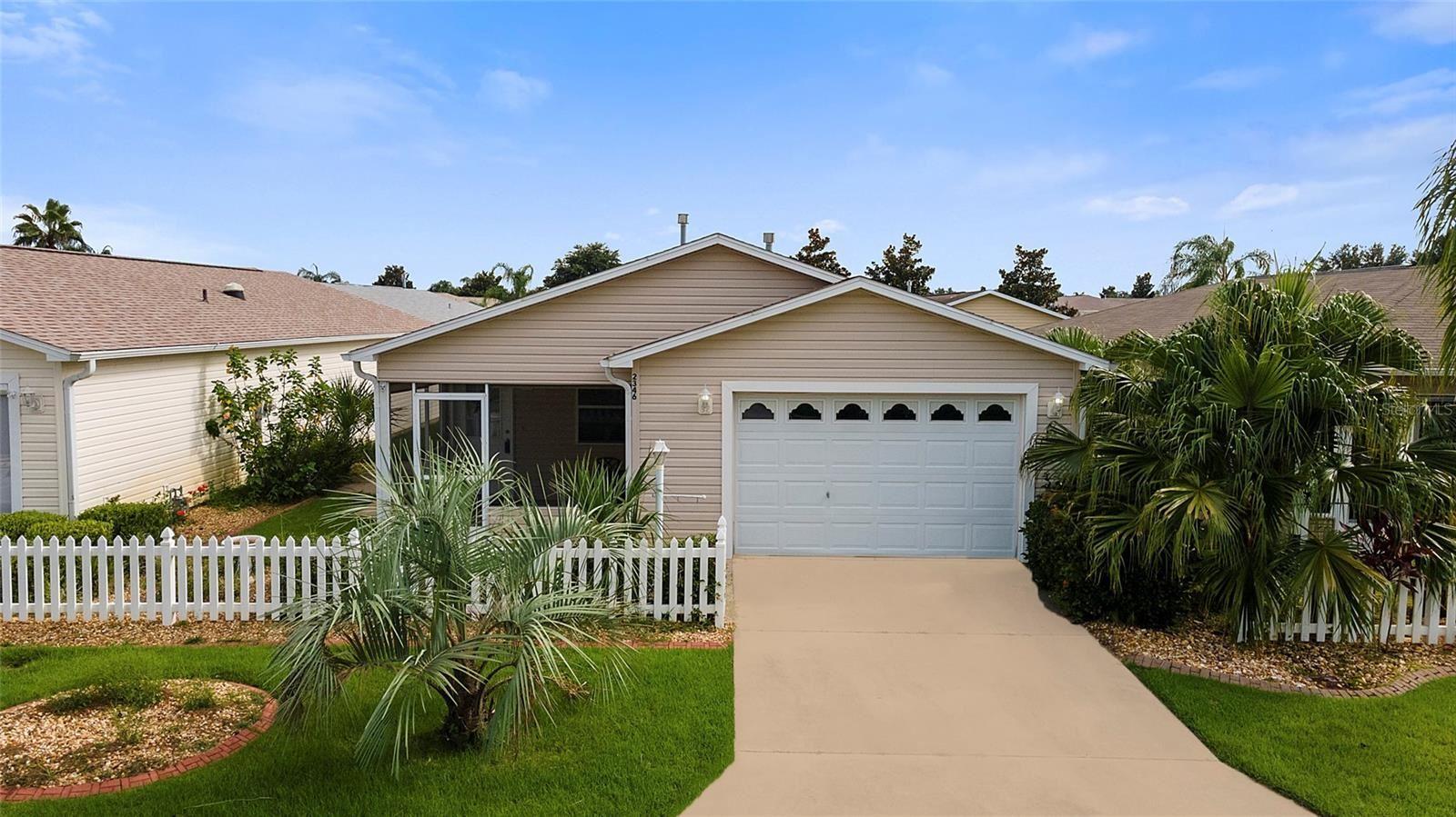 2346 OAK BEND PLACE, The Villages, FL 32162 - #: G5047071