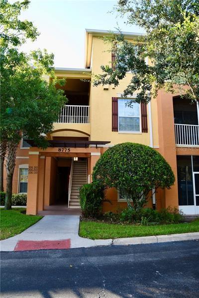 8775 SARTORI STREET #107, Orlando, FL 32829 - MLS#: S5038071