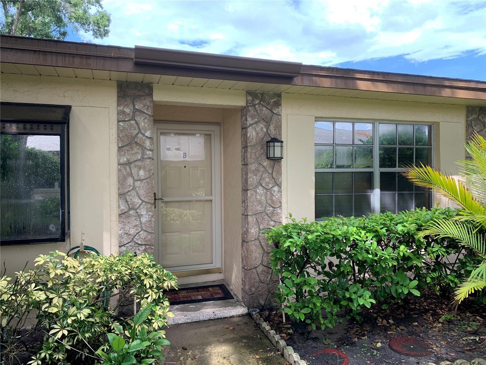 865 MACLAREN DRIVE N #B, Palm Harbor, FL 34684 - #: U8136071