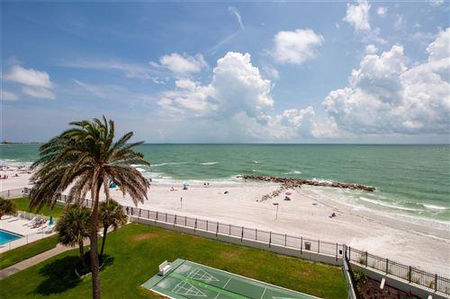 Photo of 7000 BEACH PLAZA #508, ST PETE BEACH, FL 33706 (MLS # T3314072)