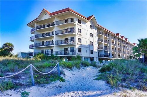 Photo of 4000 GULF BOULEVARD #510, ST PETE BEACH, FL 33706 (MLS # U8114072)
