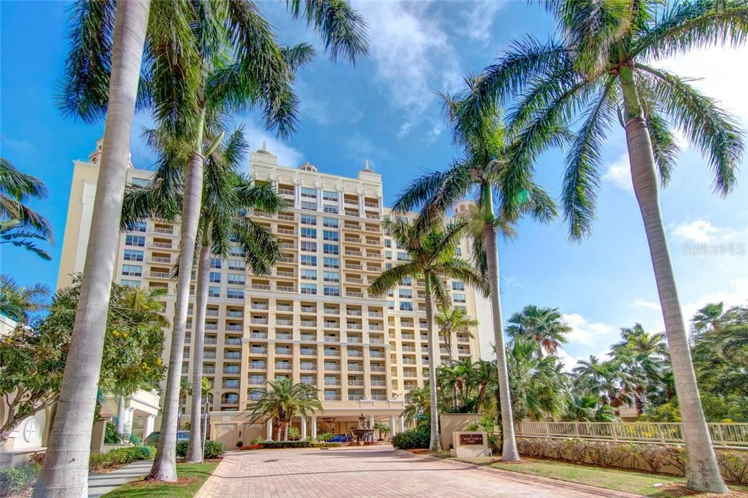 Photo of 1111 RITZ CARLTON DRIVE #1001/1003, SARASOTA, FL 34236 (MLS # A4471072)
