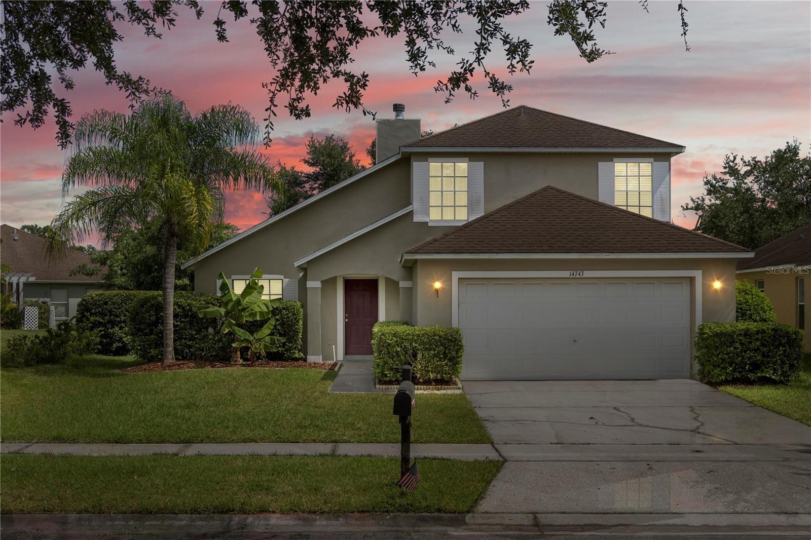14743 HUNTLEY DRIVE, Orlando, FL 32828 - #: O5974072