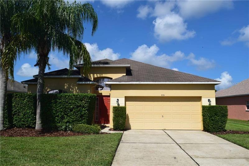 216 CASA MARINA PLACE, Sanford, FL 32771 - #: G5033074
