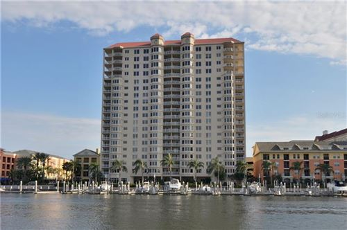 Photo of 371 CHANNELSIDE WALK WAY #1204, TAMPA, FL 33602 (MLS # T3217075)