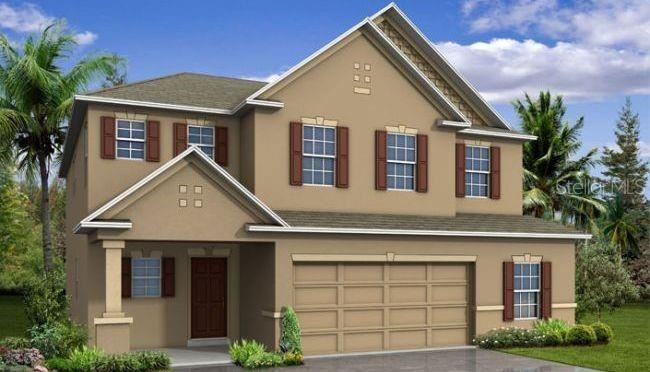 11232 BRAM BAY COURT, San Antonio, FL 33576 - MLS#: O5968075