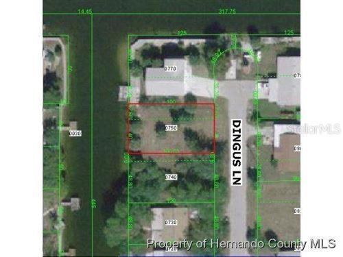 Main image for Lot 75 DINGUS LANE, HUDSON,FL34667. Photo 1 of 1