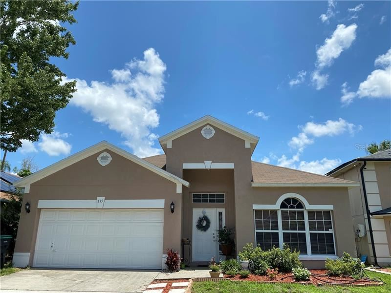 315 PRAIRIE DUNE WAY, Orlando, FL 32828 - MLS#: O5865077