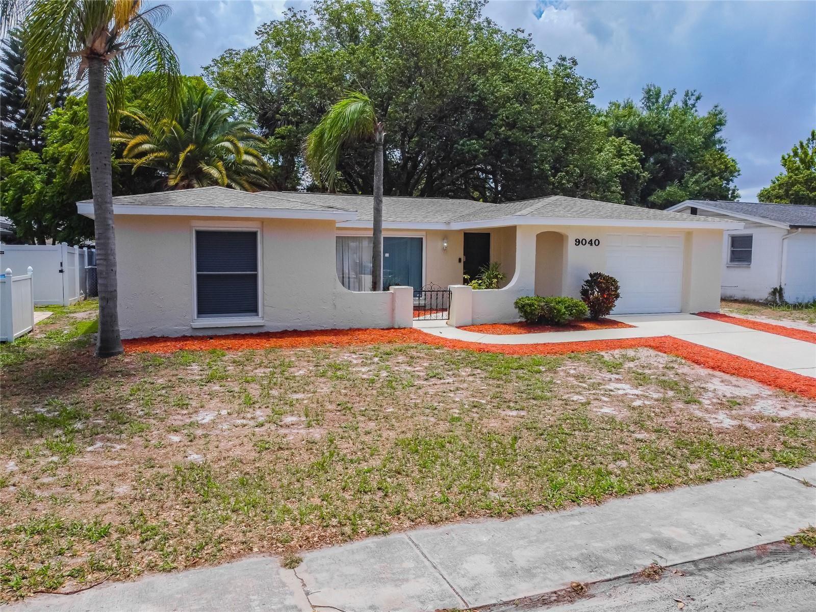Photo of 9040 PROSPERITY LANE, PORT RICHEY, FL 34668 (MLS # T3314077)
