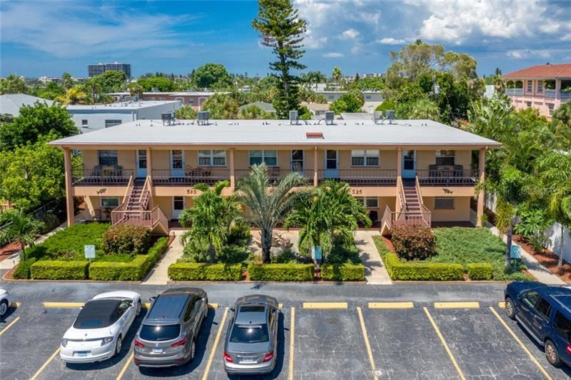 535 68TH AVENUE #3, Saint Pete Beach, FL 33706 - MLS#: U8096077