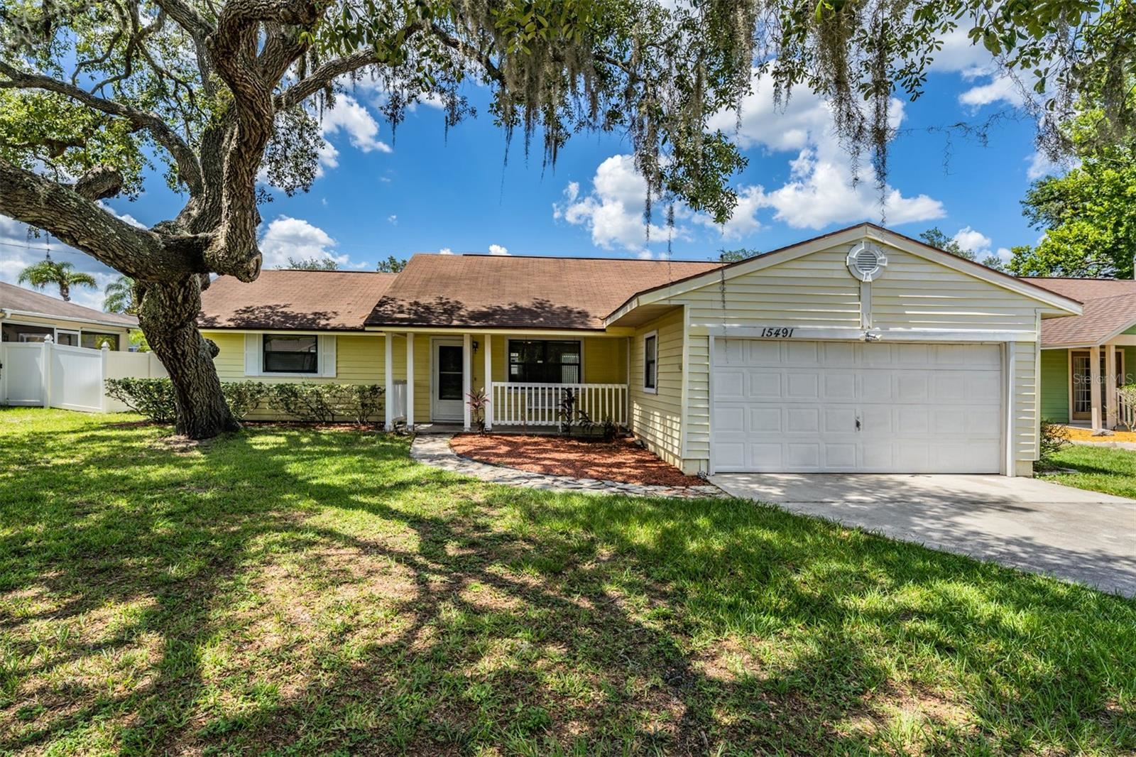 15491 ARVIN DRIVE, Brooksville, FL 34604 - #: U8126077