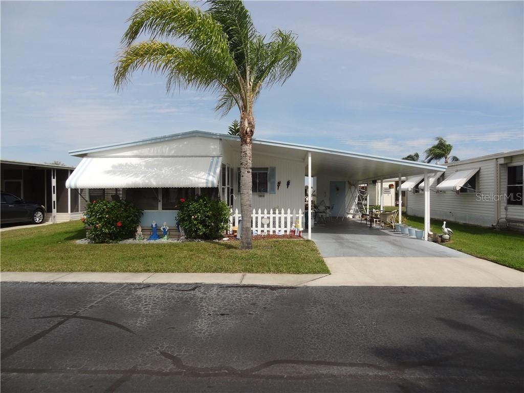 10916 HERITAGE DRIVE, Port Richey, FL 34668 - MLS#: W7832077
