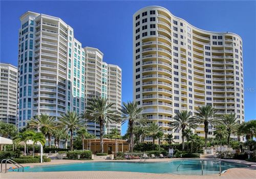 Photo of 1200 GULF BOULEVARD #102, CLEARWATER BEACH, FL 33767 (MLS # U8065078)