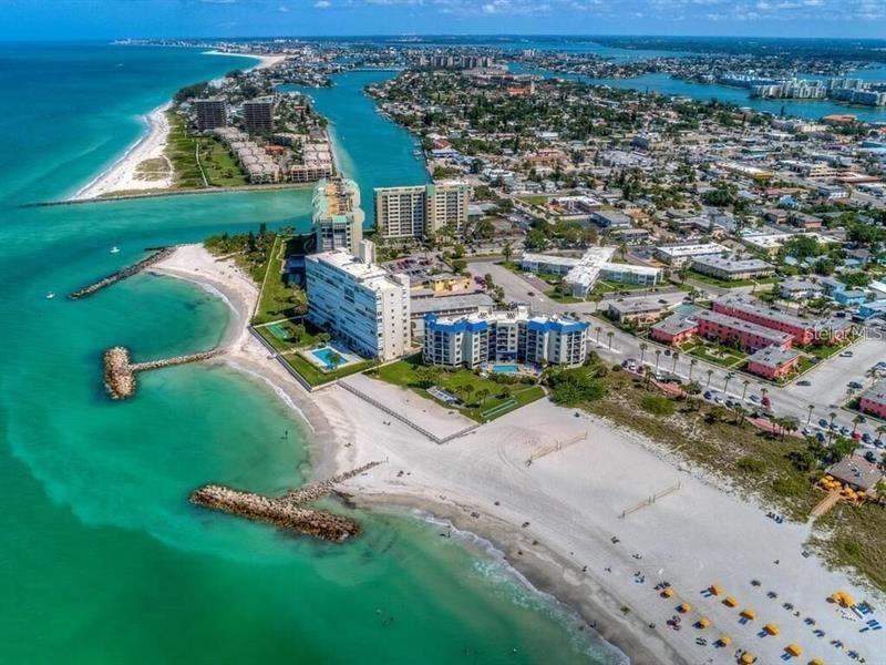6950 BEACH PLAZA #301, Saint Pete Beach, FL 33706 - MLS#: U8109078