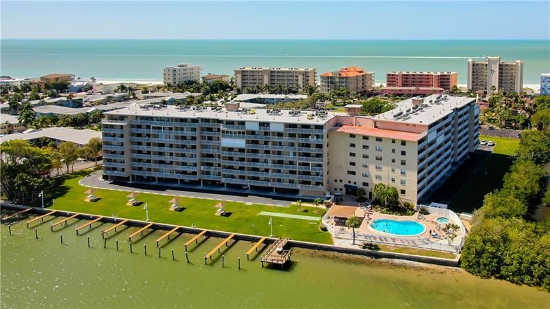 19451 GULF BOULEVARD #611, Indian Shores, FL 33785 - MLS#: U8115079