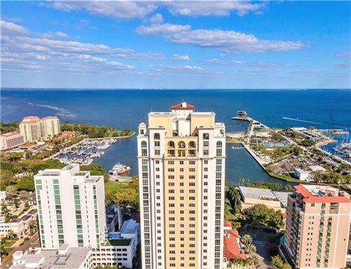 Photo of 300 BEACH DRIVE NE #2602, ST PETERSBURG, FL 33701 (MLS # U8116080)