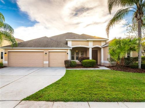 Photo of 26525 SHOREGRASS DRIVE, WESLEY CHAPEL, FL 33544 (MLS # U8117080)