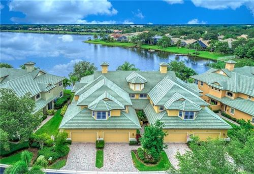Photo of 6531 MOORINGS POINT CIRCLE #101, LAKEWOOD RANCH, FL 34202 (MLS # A4469081)