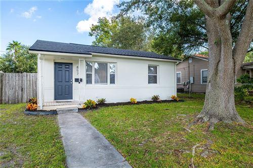 Photo of 857 51ST AVENUE N, ST PETERSBURG, FL 33703 (MLS # T3336081)