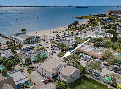 Photo of 3120 BEACH BOULEVARD S #8, GULFPORT, FL 33707 (MLS # U8100081)