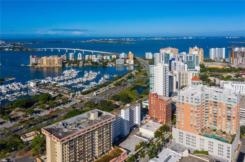 1350 MAIN STREET #200, Sarasota, FL 34236 - #: A4468081