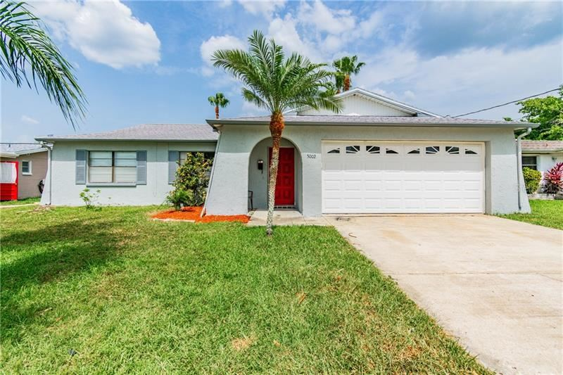 5002 BLUE HERON DRIVE, New Port Richey, FL 34652 - #: U8089081