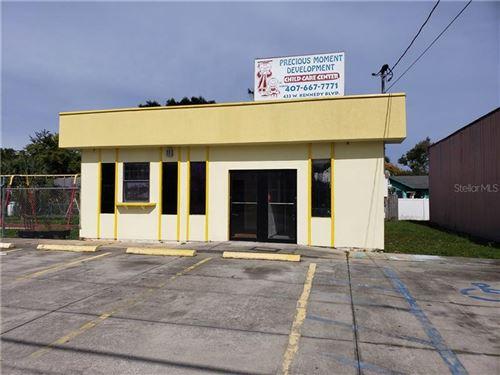 Photo of 433 W KENNEDY BOULEVARD, ORLANDO, FL 32810 (MLS # O5827083)