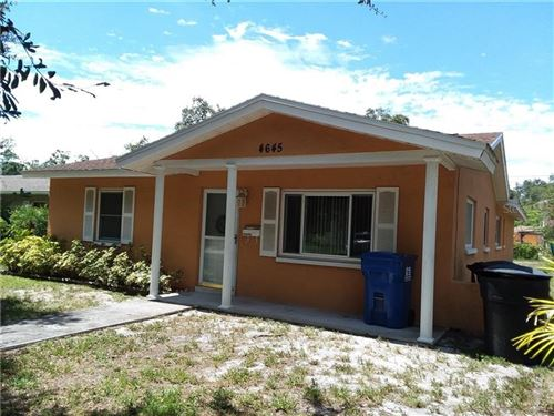 Photo of 4645 35TH AVENUE N, ST PETERSBURG, FL 33713 (MLS # U8089083)