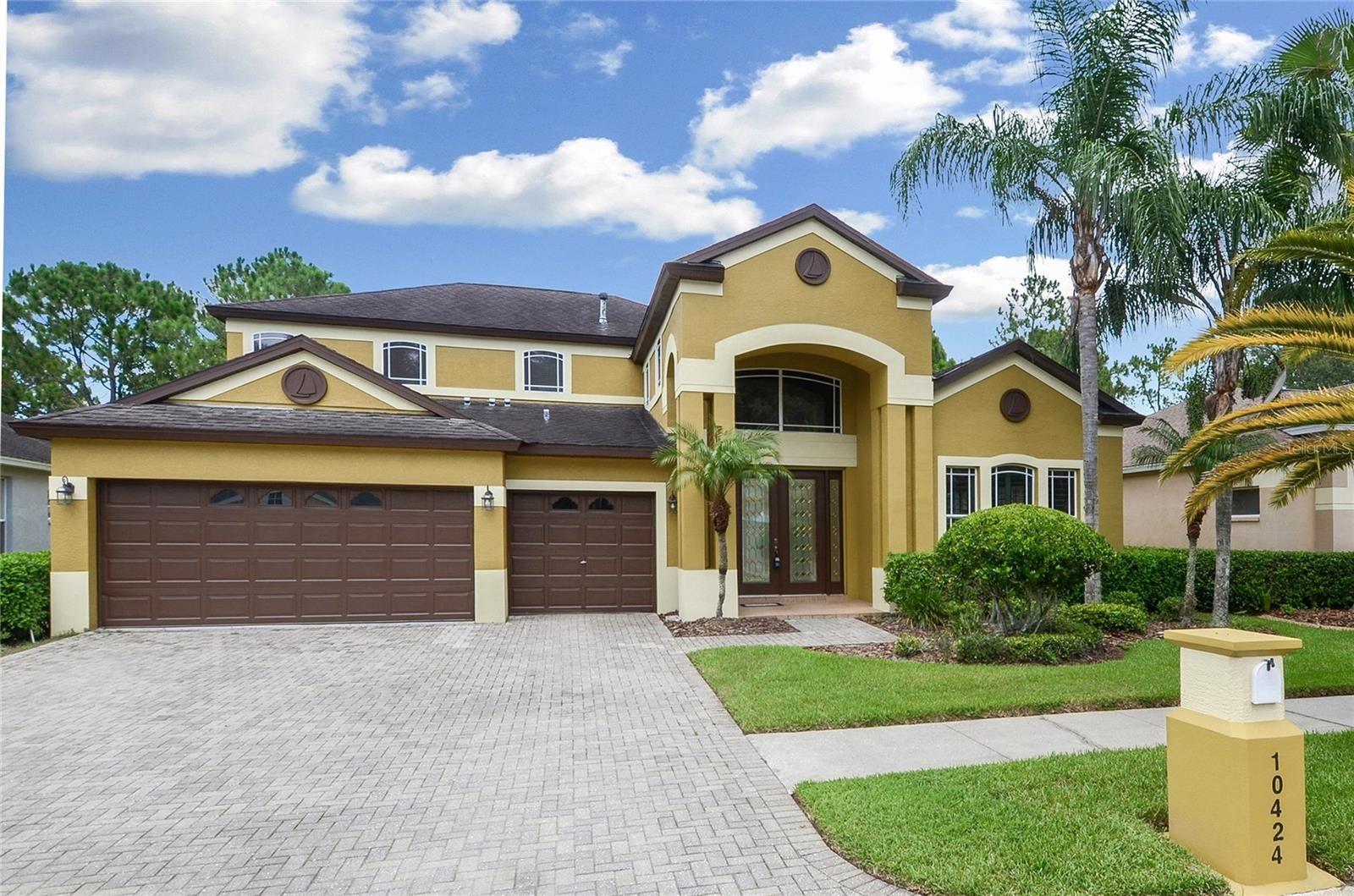 10424 CANARY ISLE DRIVE, Tampa, FL 33647 - MLS#: T3313083