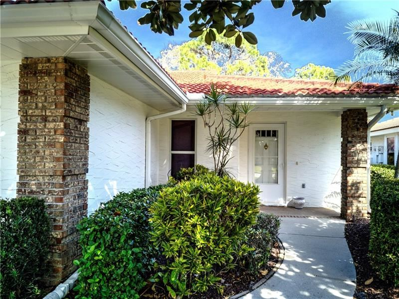Photo of 5613 GARDEN LAKES DRIVE, BRADENTON, FL 34203 (MLS # A4489084)