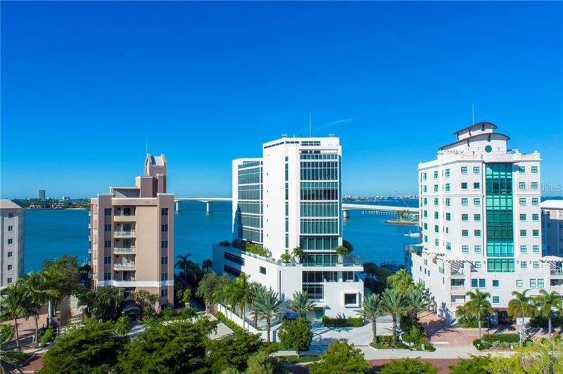 Photo of 280 GOLDEN GATE POINT #300, SARASOTA, FL 34236 (MLS # A4484085)