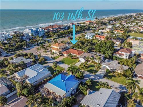 Photo of 103 16TH STREET, BELLEAIR BEACH, FL 33786 (MLS # U8107088)