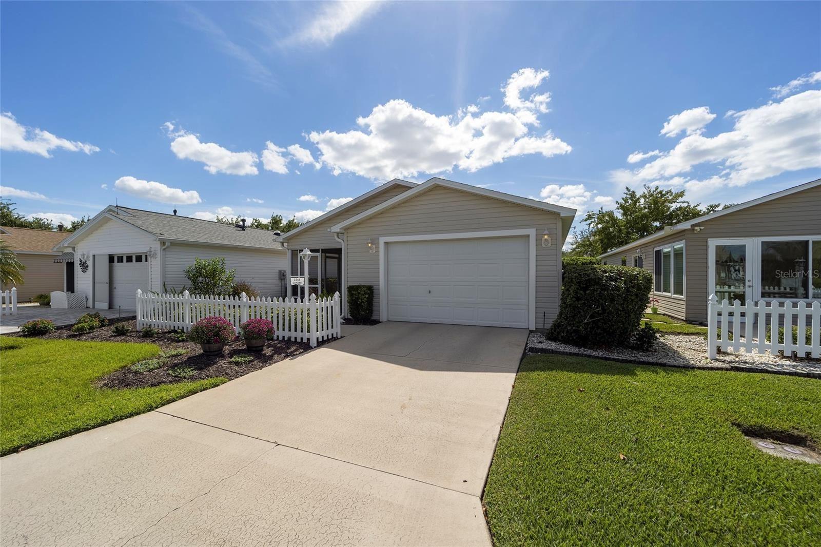 2246 BRAXTON STREET, The Villages, FL 32162 - #: G5048088