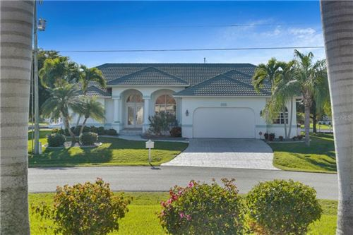 Photo of 3321 GRENADA COURT, PUNTA GORDA, FL 33950 (MLS # C7438089)