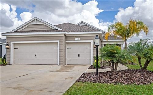 Photo of 4122 GRASS POINTE DRIVE, PARRISH, FL 34219 (MLS # A4491090)