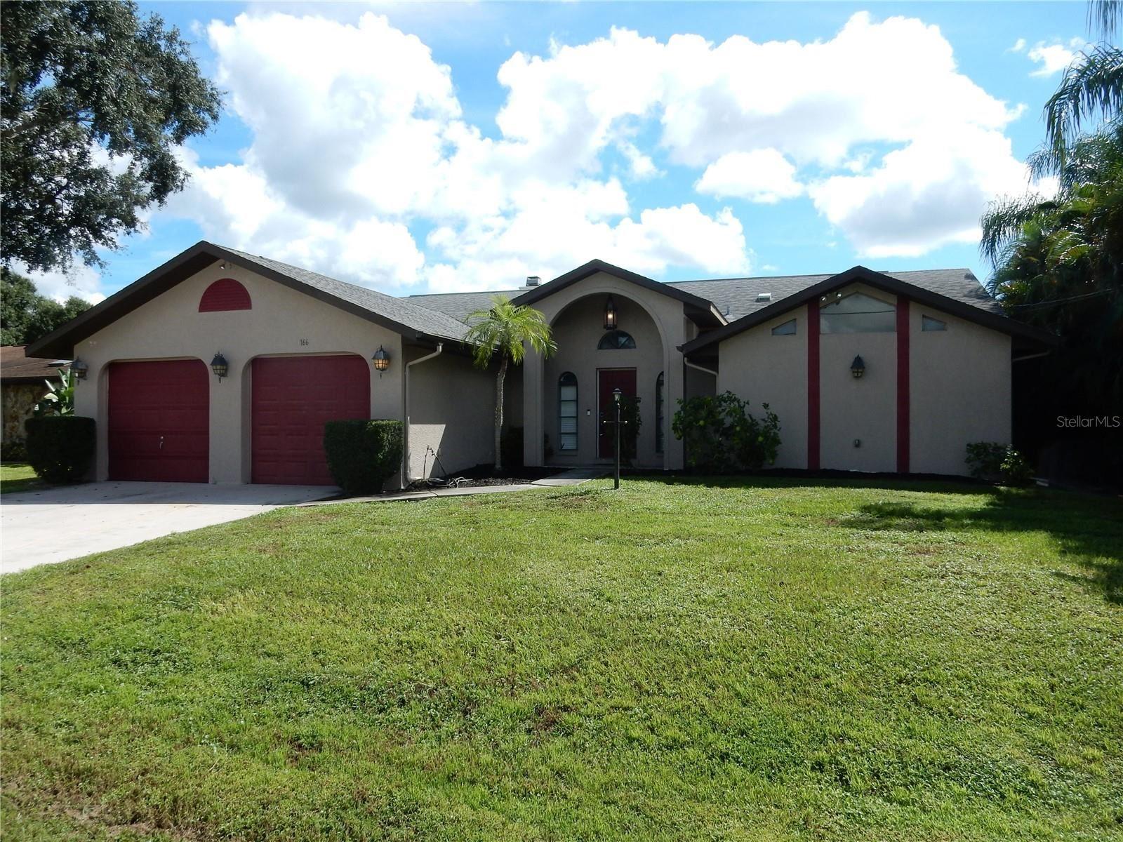 166 NORMAN ST, Port Charlotte, FL 33954 - #: C7449090
