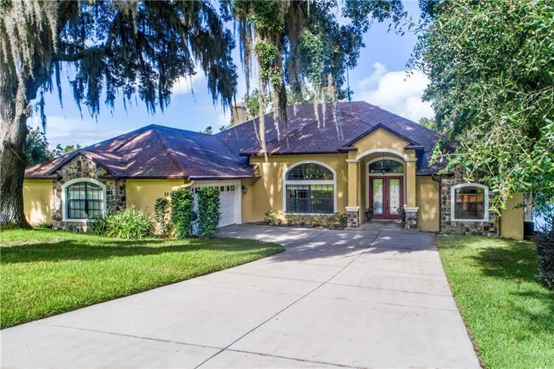 2882 E CROOKED LAKE DRIVE, Eustis, FL 32726 - #: G5033090
