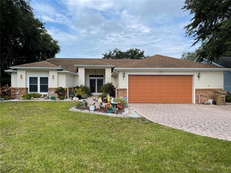 25104 BONNIE BLUE COURT, Leesburg, FL 34748 - MLS#: G5042090