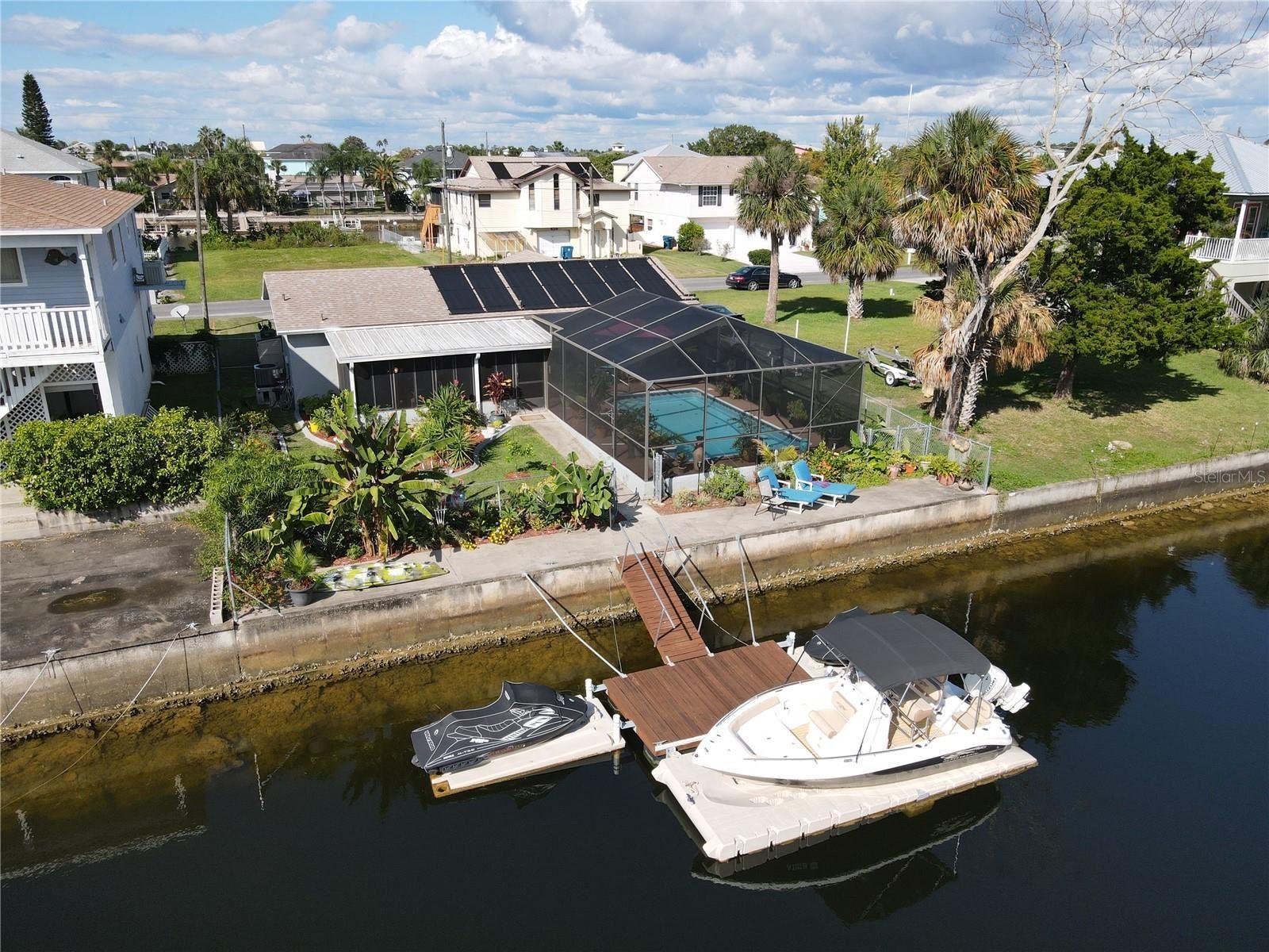 4224 CARLOS COURT, Hernando Beach, FL 34607 - #: U8141091
