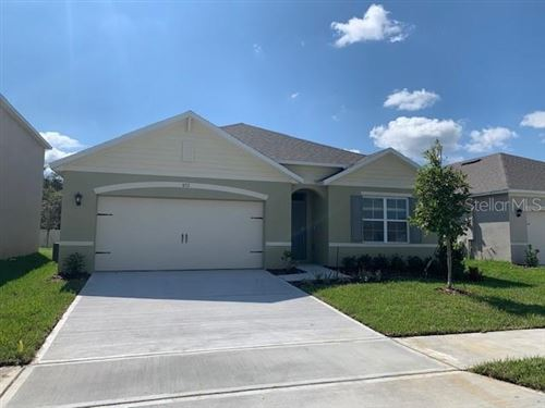 Photo of 872 DENALI DRIVE, ORANGE CITY, FL 32763 (MLS # O5901092)